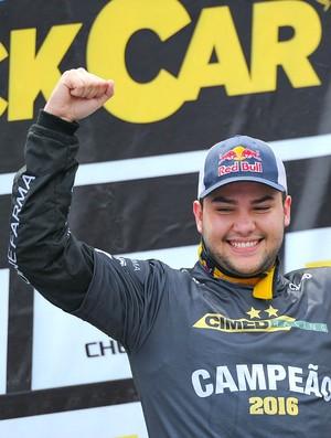 Felipe Fraga, campeão de 2016 na Stock Car