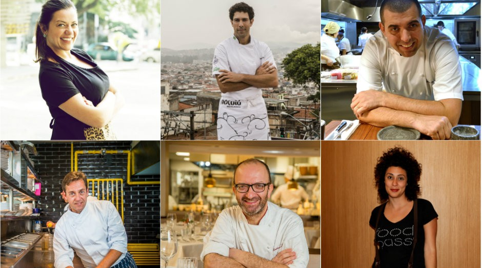 Chefs participam do PEGN Labs, evento de inspiração, capacitação e networking (Foto: Divulgação)