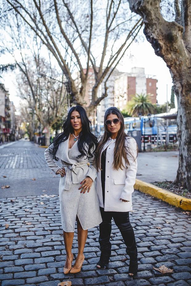 Ego simone e simaria viajam para buenos aires para for Noticias famosos argentina