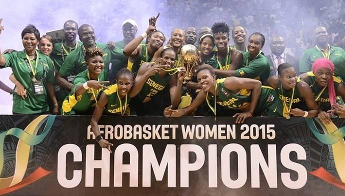 Senegal Basquete (Foto: FIBA / Divulgação)