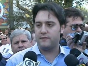 Ratinho Jr (PSC) é deputado federal (Foto: Reprodução/ RPC TV)