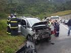 Acidente deixa dois feridos na rodovia Mogi-Dutra