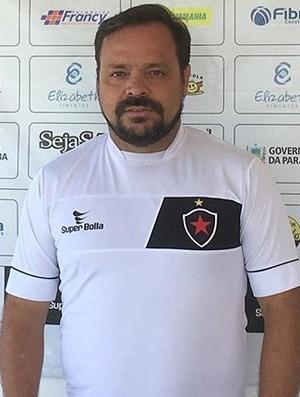 Giovane Martineli, Botafogo-PB (Foto: Divulgação / Botafogo-PB)
