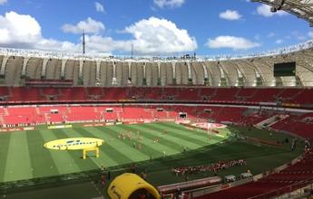 Inter e Passo Fundo se enfrentam no Beira-Rio com estreia de treinador