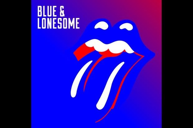 Capa de 'Blue & Lonesome' (Foto: Divulgação)