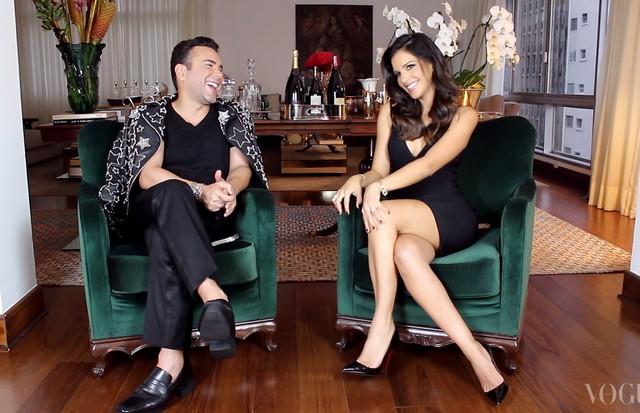 Mari Rios é entrevistada desta semana de Matheus Mazzafera (Foto: Divulgação)