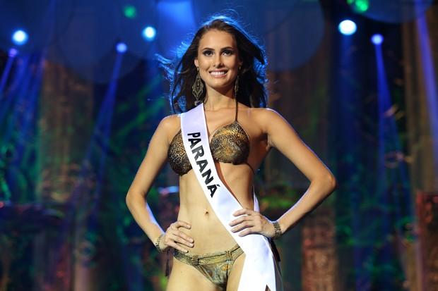 Miss Paraná (Foto: Divulgação)