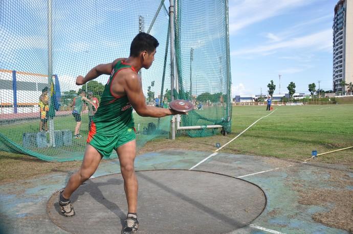 Jogos dos Institutos Federais Ifam Manaus (Foto: Divulgação/Assessoria Ifam)