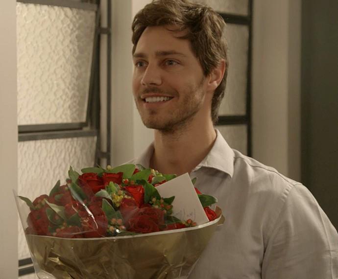 Será um novo amor para Pedro? (Foto: TV Globo)