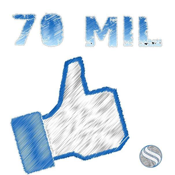 Página da TV Sergipe alcança a marca de 70 mil curtidas (Foto: Divulgação / TV Sergipe)