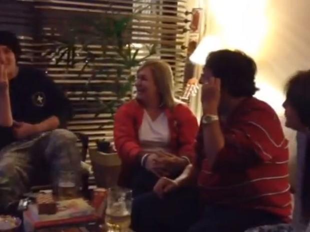 Champignon (Foto: Video/Reprodução)