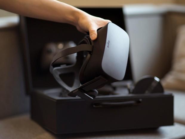 Mark Zuckerberg anuncia a pré-venda do Oculus Rift para 20 países; preço é de US$ 599 (Foto: Reprodução/Facebook)
