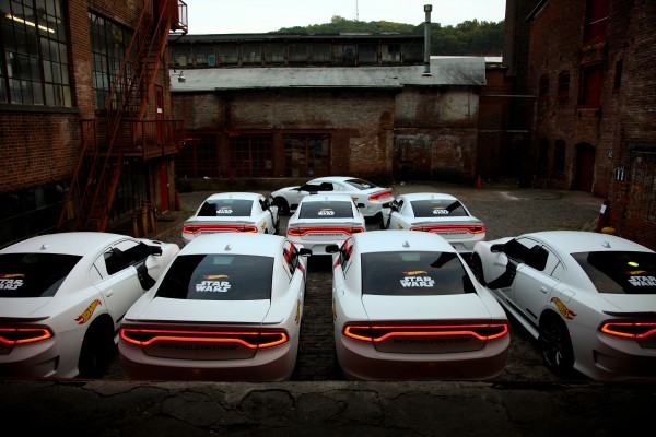Uber - Star Wars  (Foto: Divulgação)
