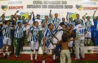 São Domingos oficializa desistência do Campeonato Sergipano 2013