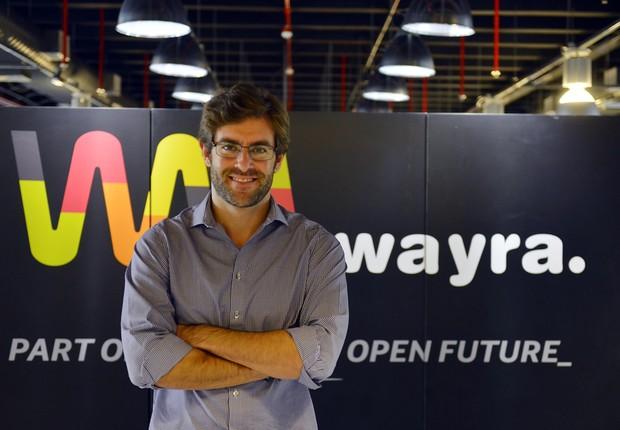 Renato Valente, diretor da Telefonica Open Future no Brasil (Foto: Divulgação)