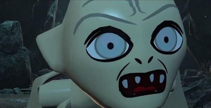 Gollum, a detestável criatura (Foto: Divulgação)