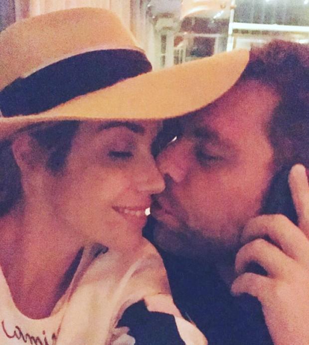 Luiza Possi e namorado (Foto: Reprodução/Instagram)