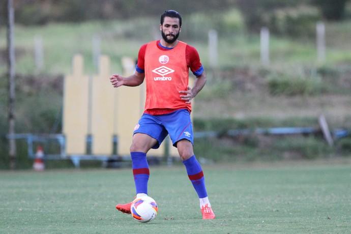 Ronaldo Alves Náutico (Foto: Aldo Carneiro/Pernambuco Press)
