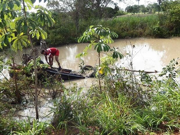 Acidente mata sete pessoas em Mato Grosso (Foto: Assessoria/PRF-MT)