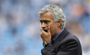 José Mourinho Chelsea Manchester City (Foto: Reuters)