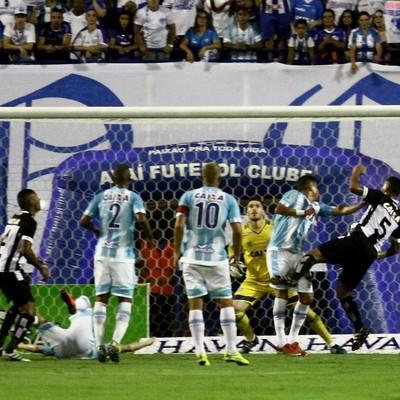 Avai x Figueirense (Foto: Jamira Furlani/Avaí FC)
