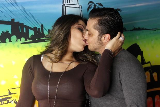 Thammy Miranda e Andressa Ferreira (Foto: Celso Tavares/EGO)