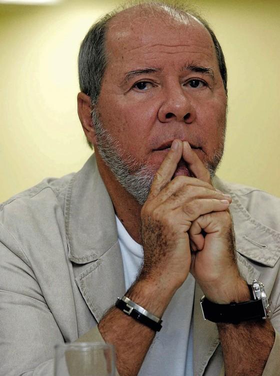 Duda Mendonça,marqueteiro (Foto:   Eduardo Martins/Ag. A Tarde/Futura Press)