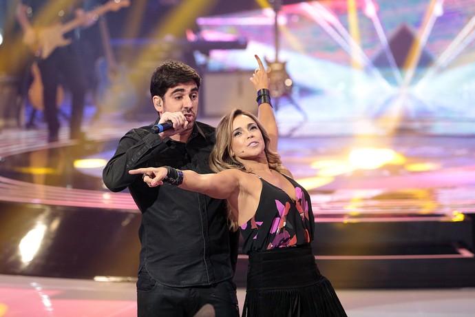 Marcelo Adnet Daniela Mercury segunda fase (Foto: Felipe Monteiro/Gshow)