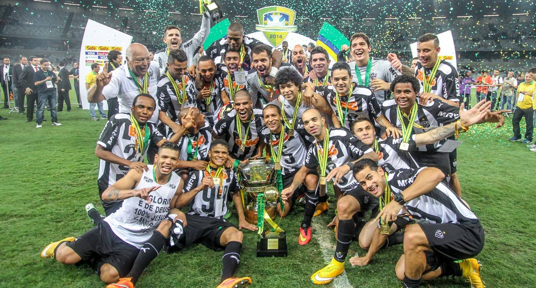 galo coroado (Bruno Cantini/Flickr do Atlético-MG)