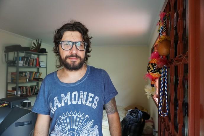 Ilmar, participante do BBB17 (Foto: Raquel Gonzalez/Gshow)