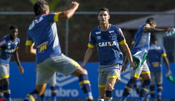 Thiago Neves; Cruzeiro (Foto: Washington Alves/Light Press)