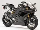 Buell e marca indiana Hero planejam moto esportiva 250, diz jornal