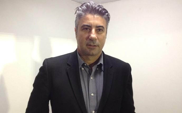 Alexandre Gallo, técnico da seleção brasileira olímpica (Foto: Monique Silva)