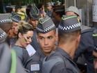 Ju Isen e Jéssica Lopes são detidas por tirar a blusa em protesto