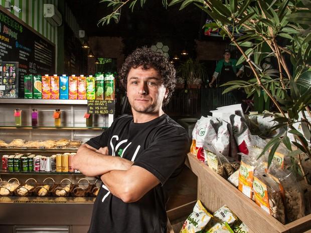 Ricardo Cruz, CEO da Nação Verde: mudança vai afetar negócio (Foto: Divulgação/Nalão Verde)