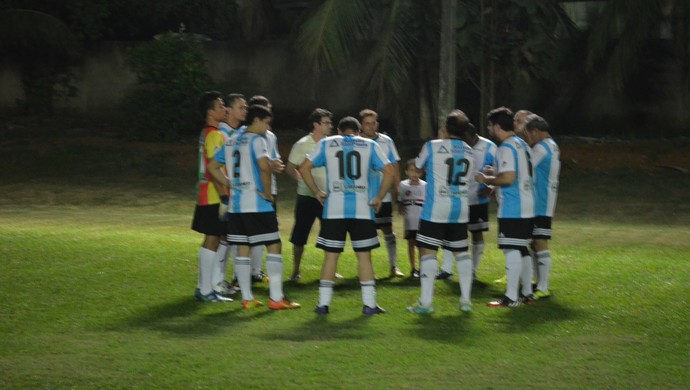 Na Copa do Lions, em Ariquemes, a Argentina é a líder (Foto: Franciele do Vale)