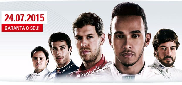 Formula 1 2015, que estreia em julho, recebe teaser (Foto: Reprodução)
