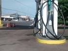 Com simulacro, ladrão rende frentista e assalta posto de combustíveis