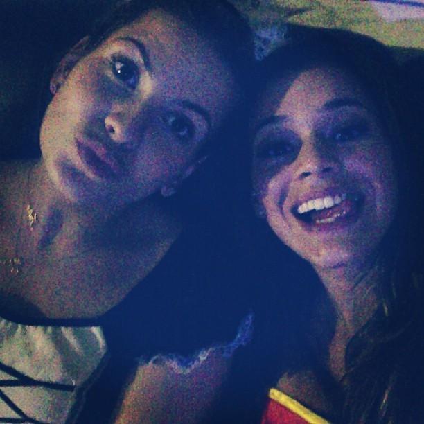 Bruna Marquezine também vai à festa à fantasia na casa de Neymar (Foto: Reprodução/Instagram)