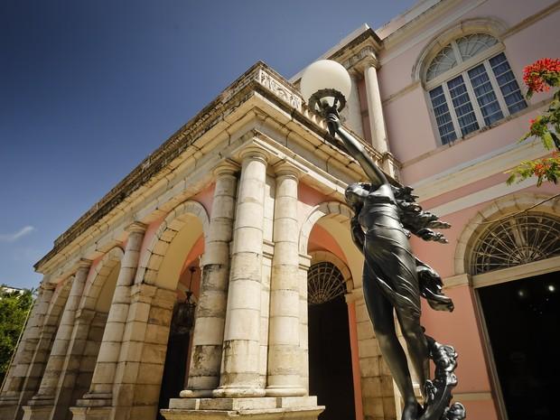 Teatro de Santa Isabel, no Recife (Foto: Andréa Rêgo Barros/Divulgação)