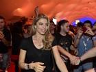 Rock in Rio: Grazi Massafera diz que já ganhou 2kg após 'Verdades secretas'