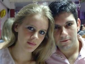 Julyane foi morta e o marido Gilvane ficou ferido (Foto: Reprodução/Facebook)