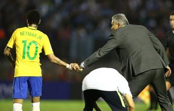 Brasil x Paraguai, amistosos europeus, tênis e mais na terça-feira do SporTV