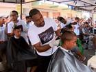Vitória tem 1º Campeonato de Barbeiros das Comunidades