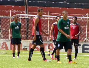 Paulista de Jundiaí x Audax Rio - jogo-treino (Foto: Divulgação/Paulista)