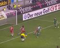 Rabiscada! Grafite concorre ao prêmio de gol latino mais bonito do Alemão