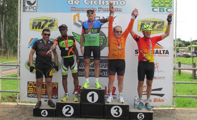 Deoclécio Lobo conquista terceiro lugar na 2ª etapa da Copa Regional de Ciclismo (Foto: Copa Regional de Ciclismo / Divulgação)
