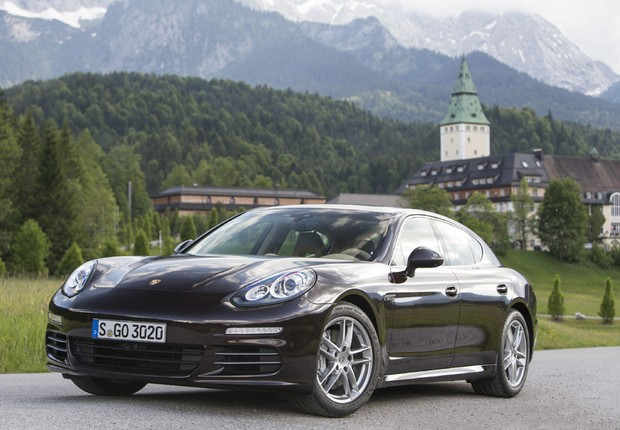 Porsche Panamera (Foto: Porsche )