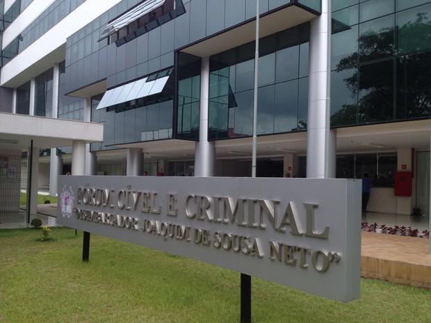 TJ-PI investigará participação de juiz em furto de processos e venda de sentenças  (Foto: Gilcilente Araújo/G1)