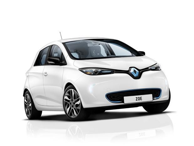 Renault Zoe teve preço anunciado para a França: 15,7 mil euros  (Foto: Divulgação)